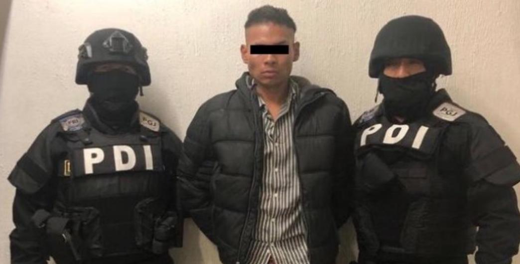 ES CAPTURADO EL AGRESOR DE REPORTERO DE ADN40