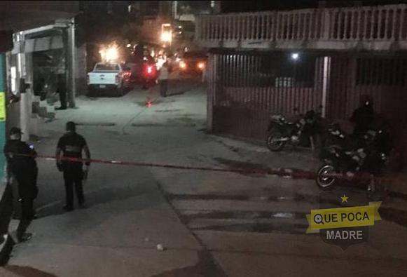 Supuesto taxista es ejecutado a tiros en Acapulco.