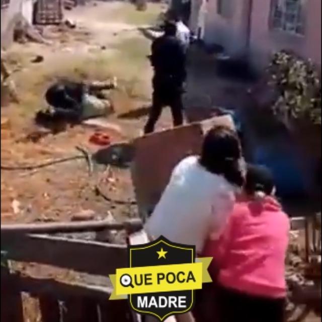 Abuso policial en el municipio de Nextlalpan