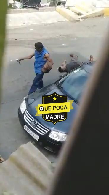 Asesinato en calles de la CDMX